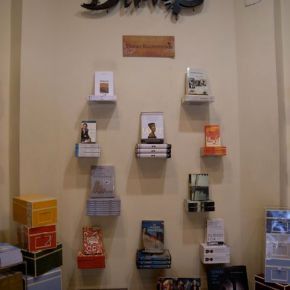 From Cairo:  Are you Obama? Part II at Diwan Bookstore
