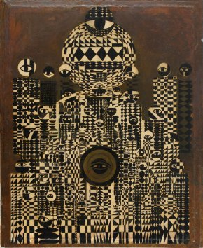 Contemporary Artist Receives Mubarak Prize for ArtAward