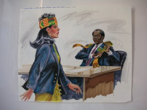 Mayor Marion Barry on Trial by Betty Wells