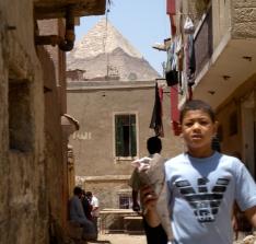 Phoenix Rising - Cairo - by Keri Douglas