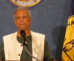 Yunus at NPC by Keri Douglas