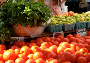 Fresh Tomatoes! by Keri Douglas 2009