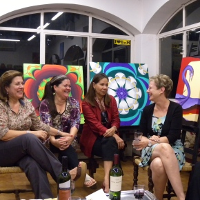 Hidden Secrets of Paraguay: The Ladies Who Do Art