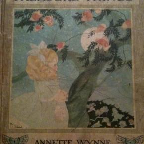 Poetry: Treasure Things by AnnetteWynne