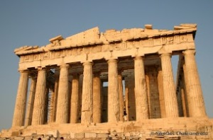 The Parthenon (©Photo by Nikolaos Chatziandreou)