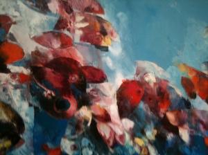 Oceans by Ortiz