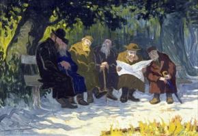Lost and Found: Moshe Rynecki, Illustrator of Polish JewishLife