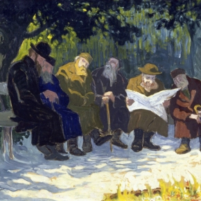 Lost and Found: Moshe Rynecki, Illustrator of Polish Jewish Life