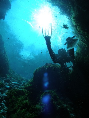 Defying the Ancient Spirits: Cave Divers