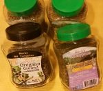 Essential Greek Herbs, favorites of Katie Aliferis  http://www.christosmarket.com http://titanfoods.net