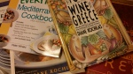 Favorite cookbooks from Katie Aliferis, Greek American Poet