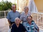 Family photo of the Elders