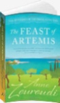 The Feast of Artemis by Anne Zouroudi<br /><br /><br /><br /><br /><br /> In this seventh gripping, instalment of The Mysteries of the Greek Detective, the olive harvest is drawing to a close in the town of Dendra, and when Hermes Diaktoros arrives for the celebratory festival he expects an indulgent day of food and wine…but …  Hermes follows a bitter trail through the olive groves to reveal a motive for murder, and uncovers a dark deed brought to light by the sin of gluttony.</p><br /><br /><br /><br /><br /> <p>http://amzn.to/1eT4PWd