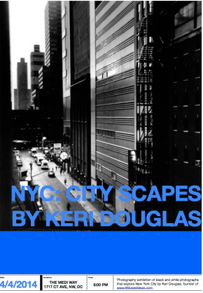 NYC: City Scapes by Keri Douglas