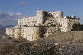 Behemoth's Footprints: The Fate of Syria's CrusaderLegacy