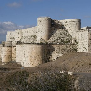 Behemoth's Footprints: The Fate of Syria's Crusader Legacy