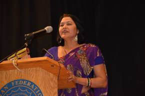 "Dr. Bishnu Maya Pariyar, An ""Untouchable"" Dalit Touching the World and Offering All Human Dignity"