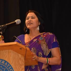 "Dr. Bishnu Maya Pariyar, An ""Untouchable"" Dalit Touching the World and Offering All HumanDignity"