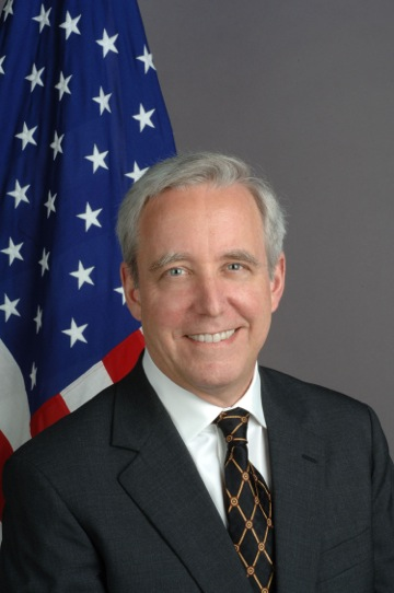 Ambassador David Pearce