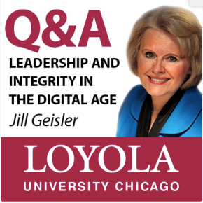 Leadership and Integrity: Jill Geisler
